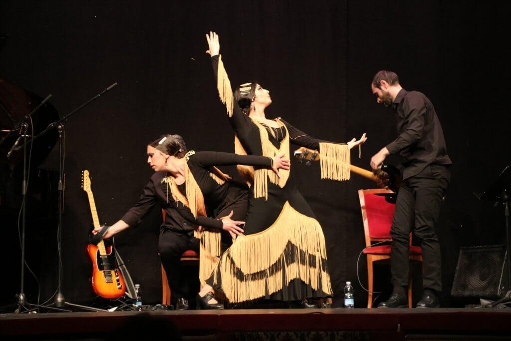 Flamenco-valencia