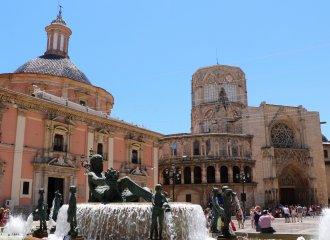 Basílica-Virgen-Desamparados
