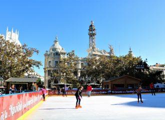 valencia-schaatsbaan-plaza-del-ayuntamiento