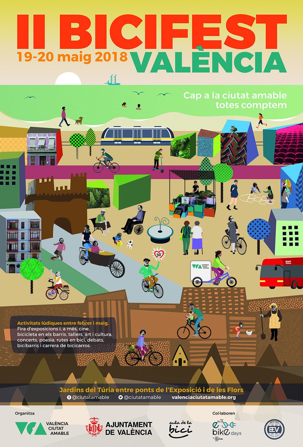 Pinksterweekend-Valencia-Bicifest