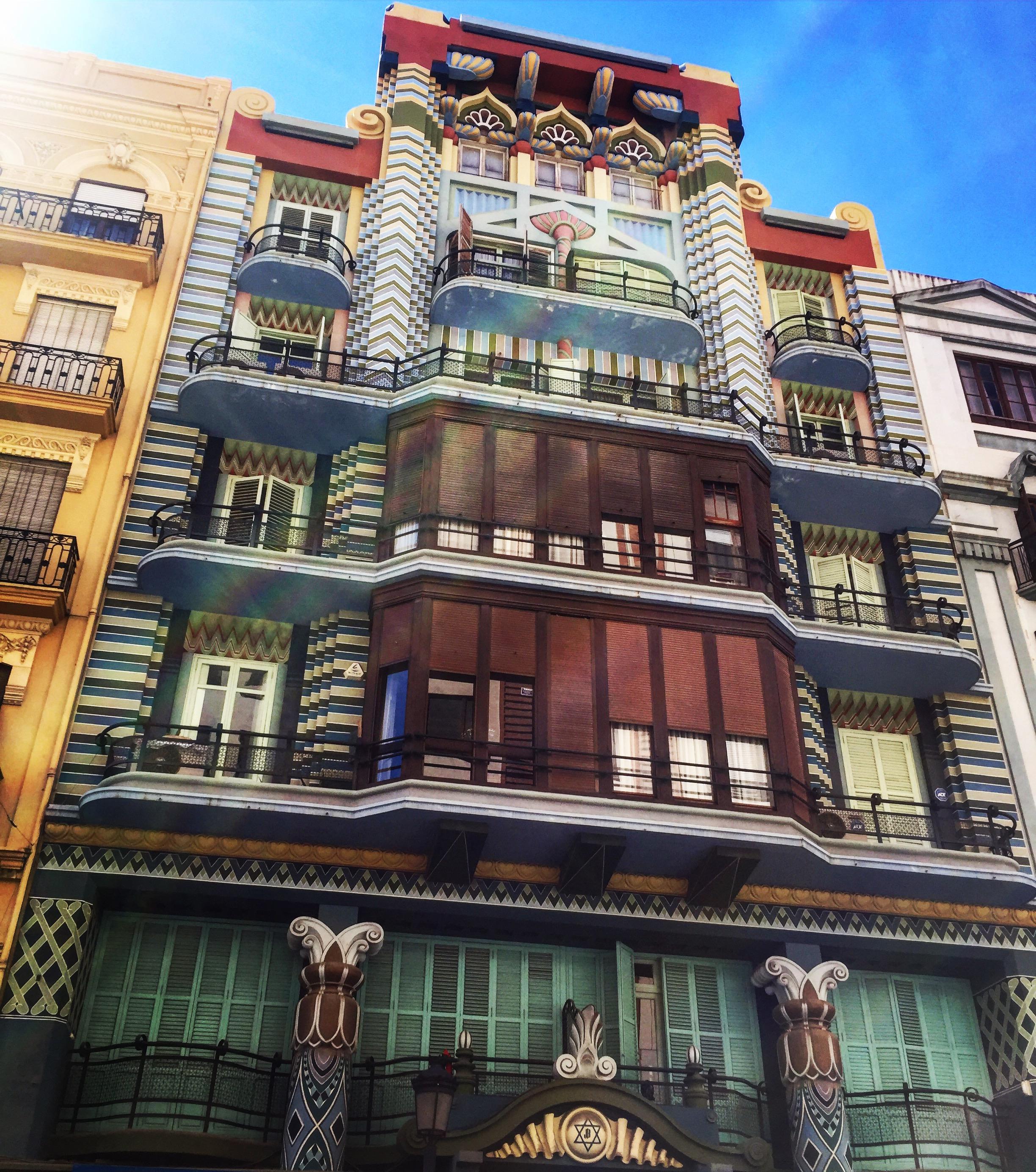 architectuur-valencia-casa-judia