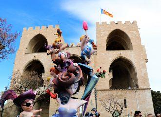 Feestdagen-Valencia-Fallas-2019