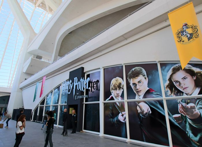 Harry-Potter-Expositie-Valencia-Exhibition